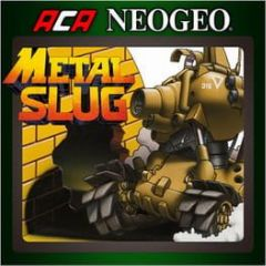 Cover ACA NEOGEO METAL SLUG