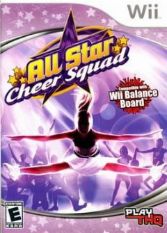 Cover All Star Cheer Squad