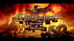 Cover Wizrogue – Labyrinth of Wizardry