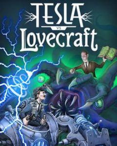 Cover Tesla vs Lovecraft