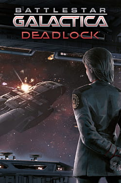 Cover Battlestar Galactica Deadlock