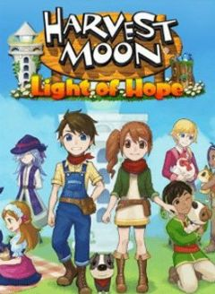 Cover Harvest Moon: Light of Hope