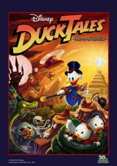 Cover DuckTales: Remastered