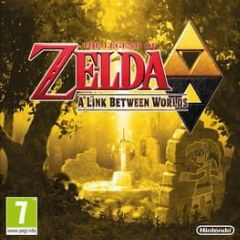 Cover The Legend of Zelda: A Link Between Worlds