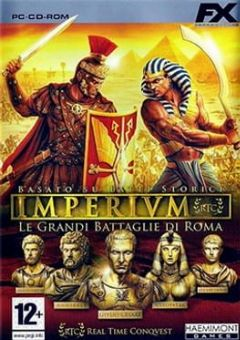 Cover Imperivm III: Great Battles of Rome