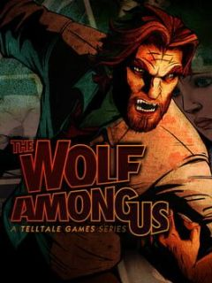 Cover The Wolf Among Us