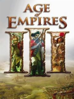 Cover Age of Empires III