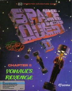 Cover Space Quest II: Vohaul's Revenge