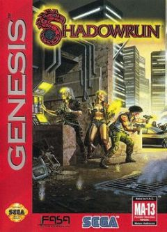Cover Shadowrun
