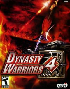 Cover Dynasty Warriors 4