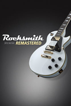 Cover Rocksmith 2014 Edition – Remastered