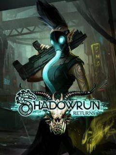 Cover Shadowrun Returns