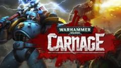 Cover Warhammer 40,000: Carnage