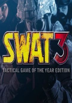 Cover SWAT 3: Tactical Game of the Year Edition