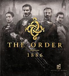 Cover The Order: 1886