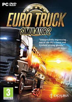 Cover Euro Truck Simulator 2