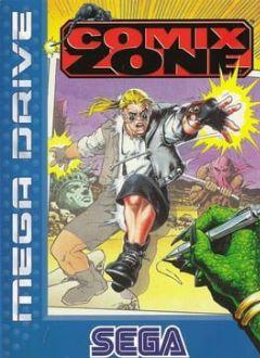 Cover Comix Zone