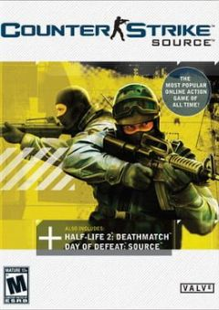 Cover Counter-Strike: Source