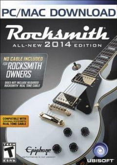Cover Rocksmith 2014