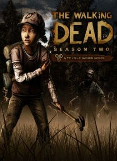 Cover The Walking Dead: Season Two