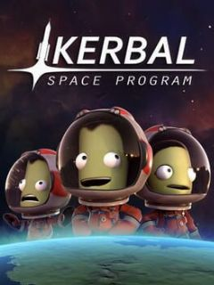 Cover Kerbal Space Program
