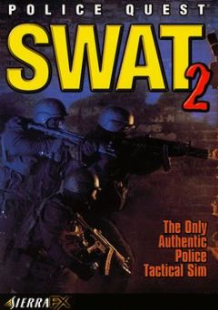 Cover Police Quest: SWAT 2