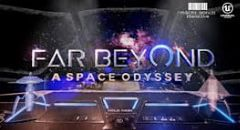 Cover Far Beyond: A space odyssey VR