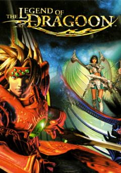 Cover The Legend of Dragoon