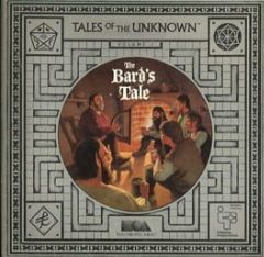 Cover Tales of the Unknown: Volume I – The Bard's Tale