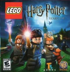 Cover Lego Harry Potter: Years 1-4