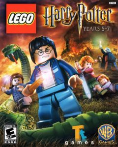 Cover Lego Harry Potter: Years 5-7
