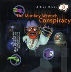Cover The Monkey Wrench Conspiracy