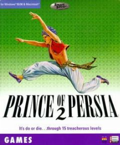 Cover Prince of Persia 2: The Shadow and the Flame