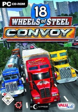 Cover 18 Wheels of Steel: Convoy