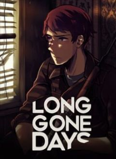 Cover Long Gone Days