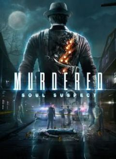 Cover Murdered: Soul Suspect