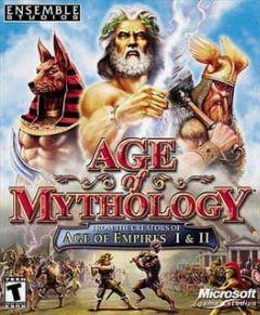 Cover Age of Mythology