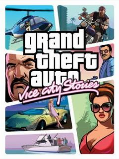 Cover Grand Theft Auto: Vice City Stories