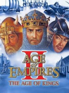 Cover Age of Empires II: The Age of Kings