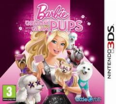 Cover Barbie: Groom and Glam Pups