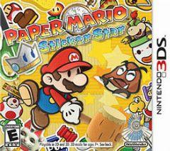 Cover Paper Mario: Sticker Star