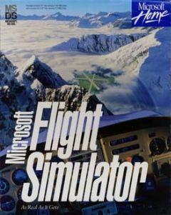 Cover Microsoft Flight Simulator 5.0