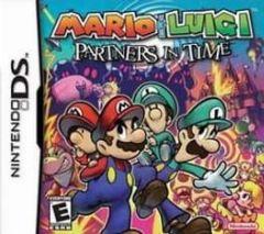 Cover Mario & Luigi: Partners in Time