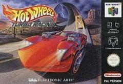 Cover Hot Wheels Turbo Racing