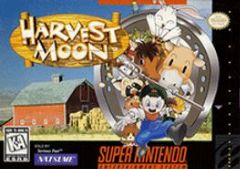 Cover Harvest Moon