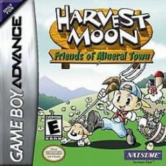 Cover Harvest Moon: Friends of Mineral Town