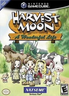 Cover Harvest Moon: A Wonderful Life