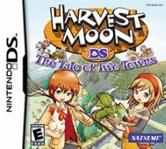 Cover Harvest Moon: The Tale of Two Towns