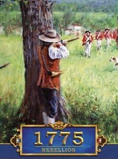Cover 1775: Rebellion