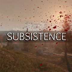 Cover Subsistence
